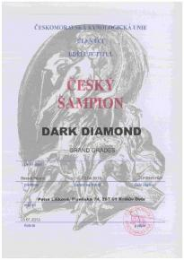 Dark Diamond Grand Grades